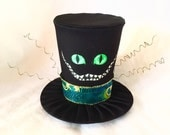 Tiny Top Hat: The Cheshire Cat