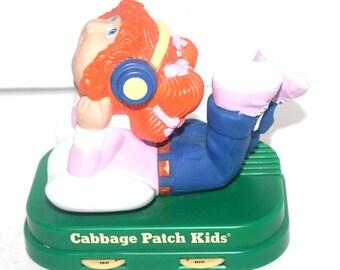 Vintage 1985 Cabbage Patch Dolls Radio, Antique Alchemy