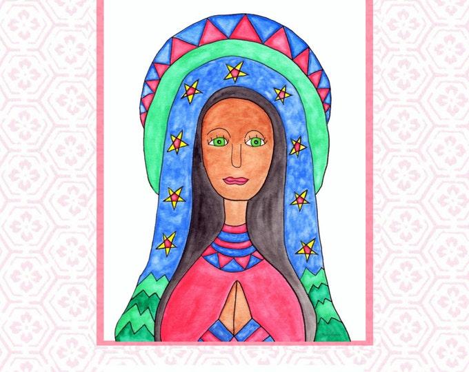 ART BOOK Wonderful You! Art Book by Artist Emily Lupita Encouragement