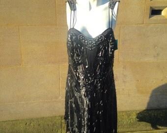 1920's style Karen Millen flapper dress