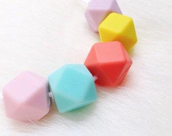 Rainbow Sherbet Necklace