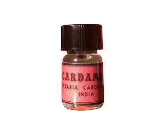 Cardamom Essential Oil, Elettaria cadamomum, India - 5/8 dram
