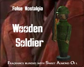 Wooden Soldier - Fallout inspired fragrance - MacCready