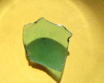 aqua beach glass, sea glass, Galveston, Texas, vintage glass