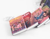Harry Potter Miniature Book Bracelet (Scholastic Edition)