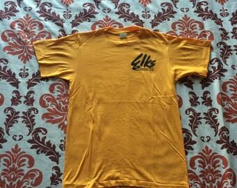 Vintage Toledo Ohio Elks 53 T-Shirt