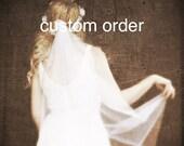 Custom listing for Theresa