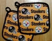 NFL Potholders/ Steelers Potholders/ Potholders/ Football