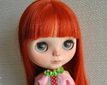OOAK custom Takara Blythe doll by Chantilly Lace