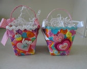 Valentine Message Heart Candy Gift Boxes
