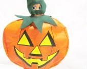 Pumpkin Costume for Elf