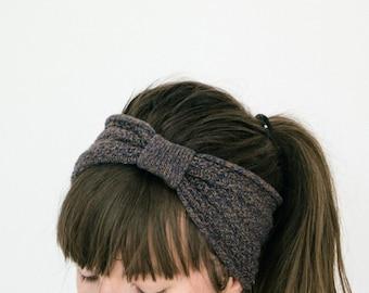 Maria | Headband - navy blue