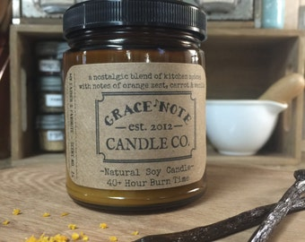 Soy Candle - Soy Wax Candle WHOLESALE LISTING For Your Brick & Mortar Shop - Wholesale Candles