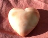 Italian Alabaster Heart