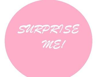 Surprise me pad - Asymmetrical slight flare - Moderate