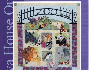 ZOO IT YOURSELF - Complete Pattern Set