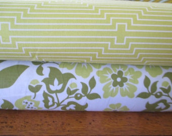 Yard Bundle of 2 Joel Dewberry Fabrics from the Birch Farm Collection for Free Spirit 2 yards total