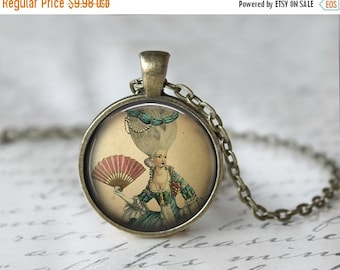 Marie Antoinette Necklace - Classical Victorian - Victorian Accessories - Queen Necklace - Gift Ideas 139