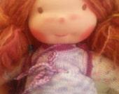 Morag a Waldorf doll 21 inches tall.