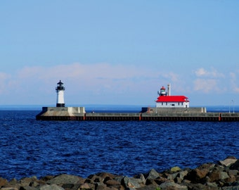 Duluth Lighthouse (FREE SHIPPING in the U.S. only)