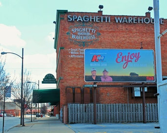 The Spaghetti Warehouse (FREE SHIPPING in the U.S. only)