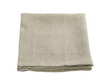 Linen natural napkin - natural color napkins - linen napkins set - linen napkins - linen dinner napkins - rustic linen napkins