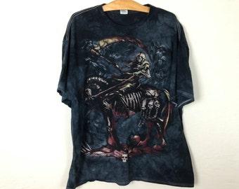 grim reaper shirt size L