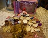 Mixed Doll Supplies, Repair Lot