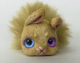 RESERVED Dawn the BonBun OOAK Art Doll