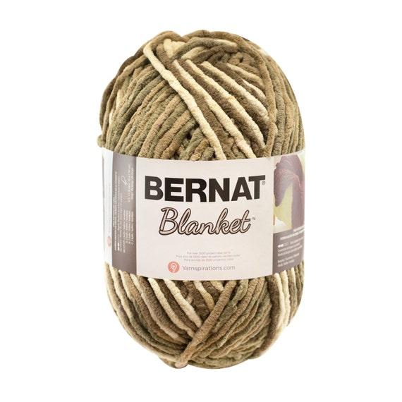 Bernat Blanket Yarn In Sonoma Large Skein 300 Grams New Home