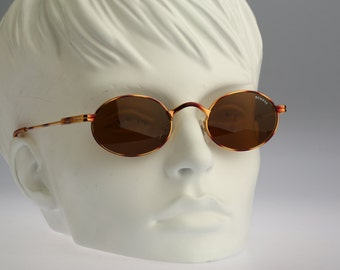 Newave Mod 2019 C 091  / Vintage sunglasses / NOS / 90s small lenses