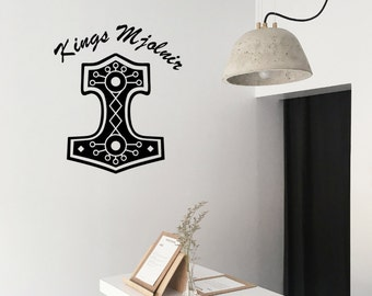 Kings Mjolnir - Pick your size!
