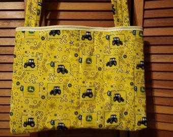 John Deere Tote Bag/Book Bag  LDT121