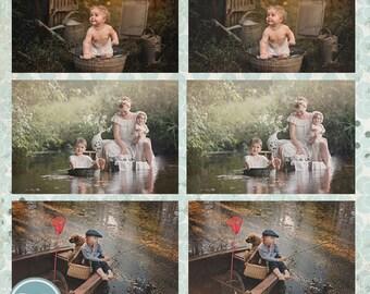 Rain Photo Overlays, Photo Overlays, rsummer rain  photo overlays, Photoshop, Overlays - INSTANT DOWNLOAD
