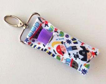 Lip Balm Holder - Chap Stick Holder - USB Holder - Pirates