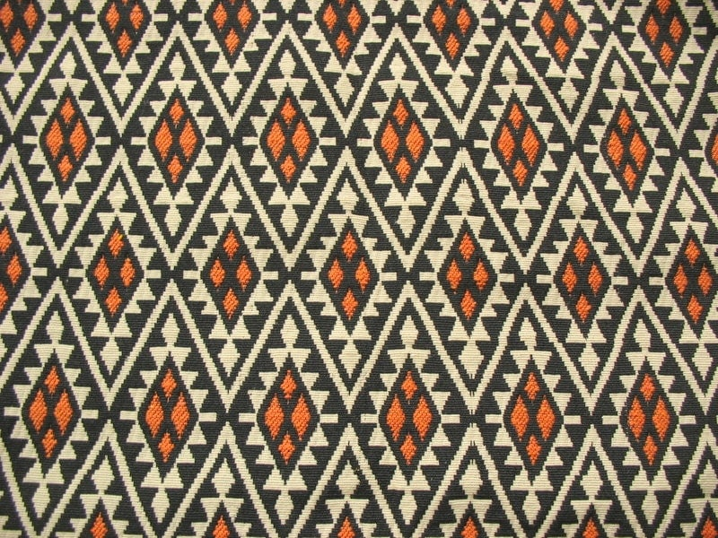 Upholstery Fabric 2017 Trends Yarn Dyed Tribal Home Decorating