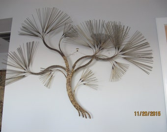 Curtis Jere Tree Branch wall Sculpture
