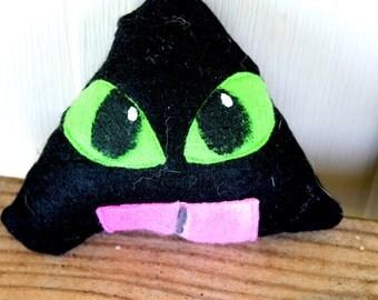 Mini Toothless Sushi Riceball Onigiri