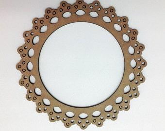 Chipboard Frame No. 6
