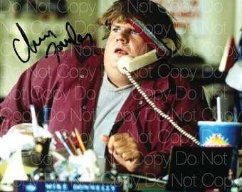 Black Sheep signed Chris Farley 8X10 photo picture poster autograph RP