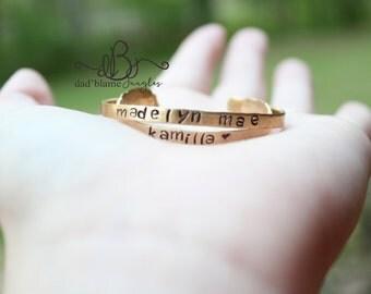 Baby bracelet, baby jewelry, baby gift, baby shower gift, heirloom