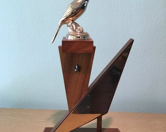 Mid Century Bird Trophy