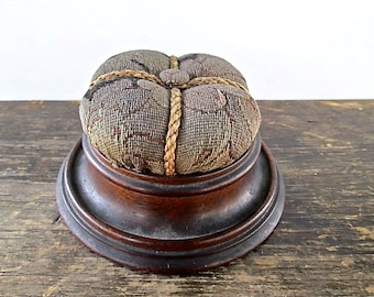 1800s Victorian Pin Cushion