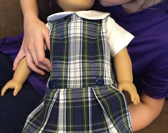 Doll School Uniform for any 18 inch doll, perfect for you little school girl