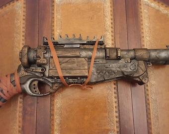 STEAMPUNK gun, Nerf Barrel Break toy gun ! For cosplay
