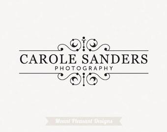 Logo design - Premade photography logo design & watermark