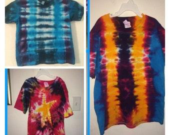 Custom tie dye tshirt!!!