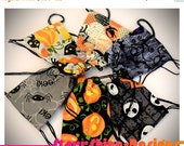 15% Off Sale BJD Doll Accessories - Halloween Print Drawstring Backpack - 6 Choices - 2 Sizes