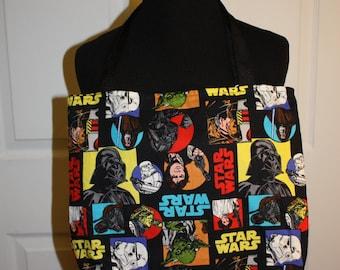 Small Star Wars tote bag