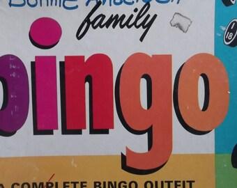 1964 Transogram Family Bingo # 3167